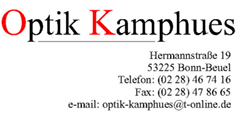 Optik Kamphues GmbH & Co. KG